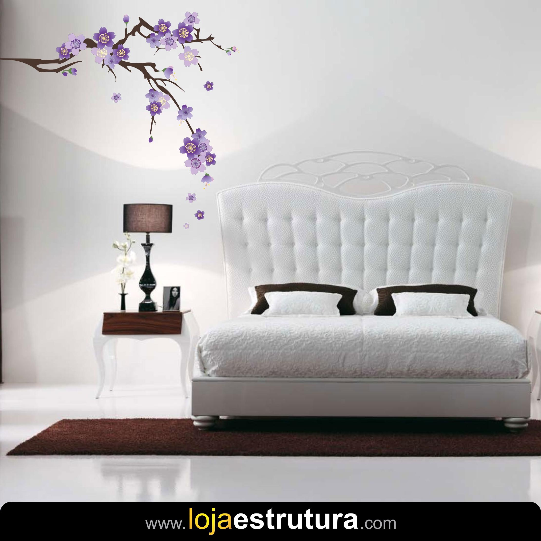 Artesanato Uberlandia ~ Dicas de decoraç u00e3o u2013 Adesivos Decorativos Vício de Moda